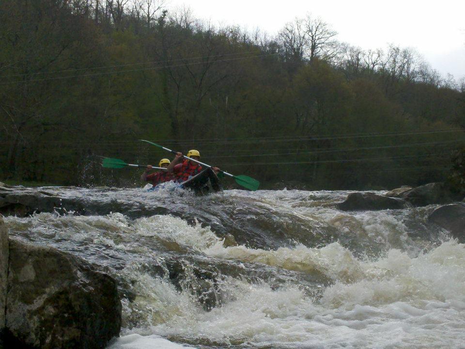 raft canoë-kayak 2