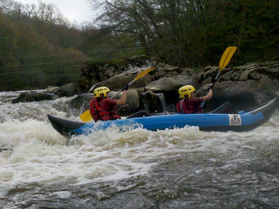 raft canoë-kayak 3