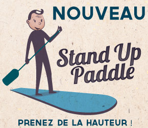 Location stand-up : ramer debout