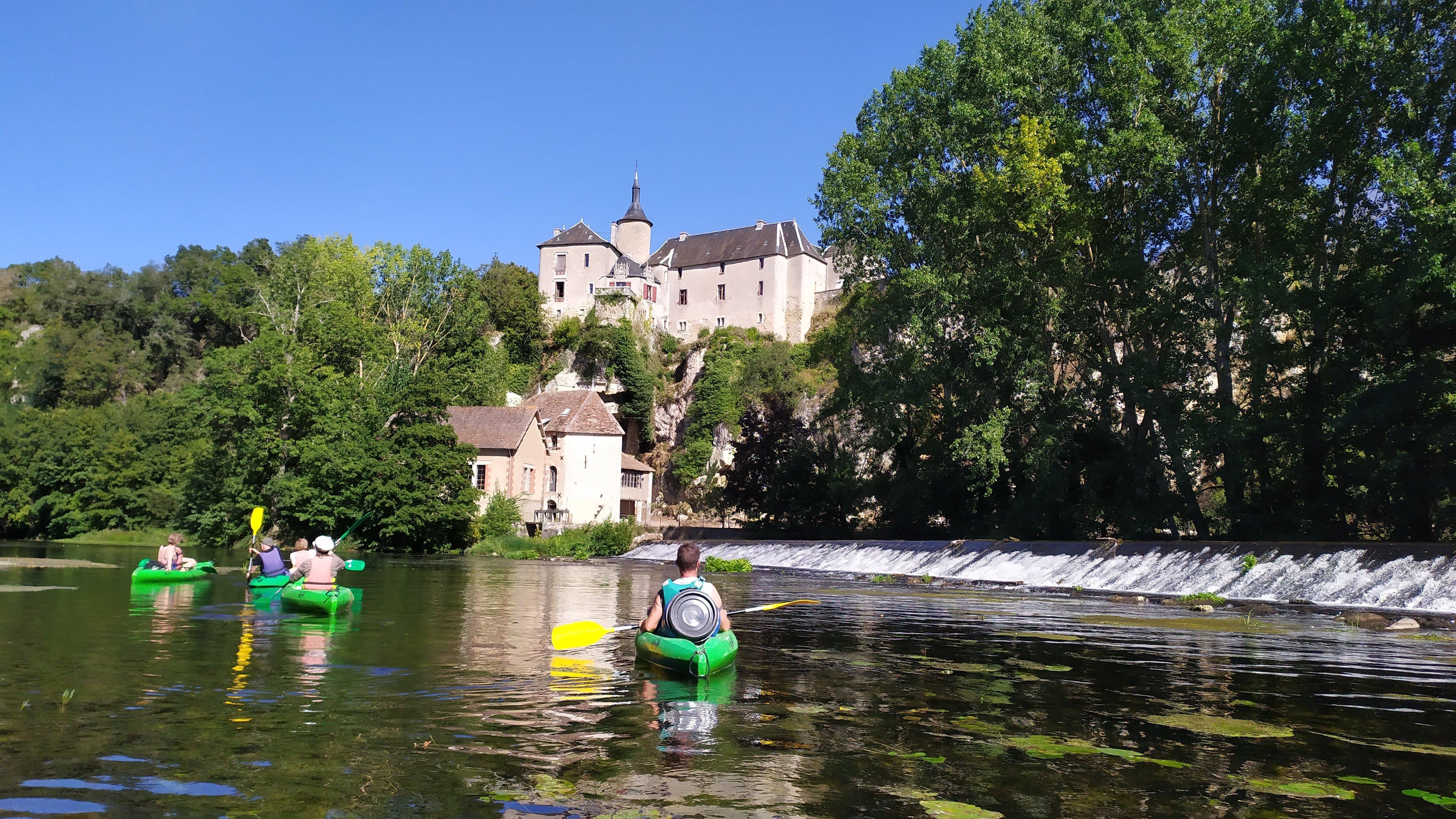 château de la Roche Aguet
